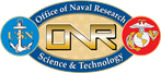Logo for Office of Naval Research, Science and Technology